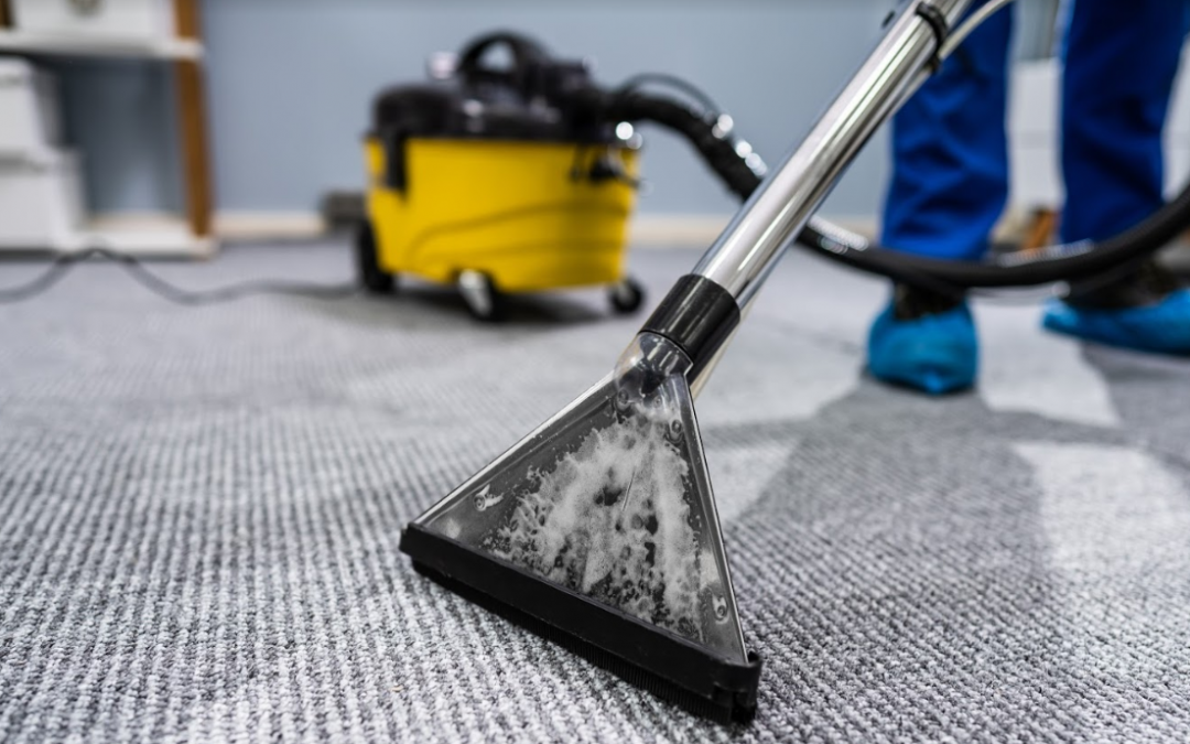 All about carpet cleaning