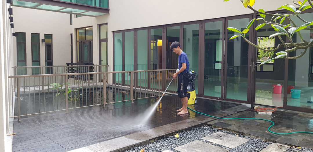 Post Renovation Cleaning in Singapore